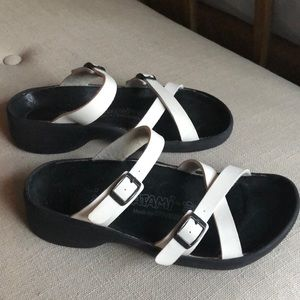 Tatami by Birkenstock Sandals Leather Size 6 / 37